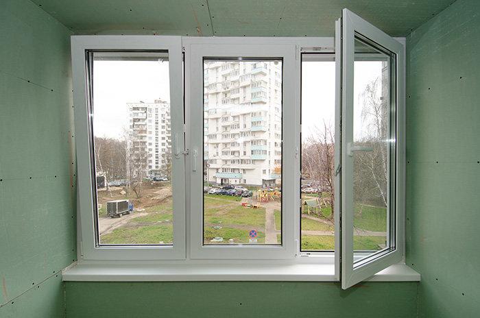 Ремонт пластиковых окон Бабушкинская