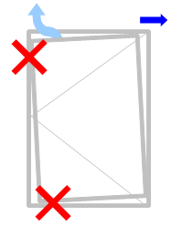геометрия окна