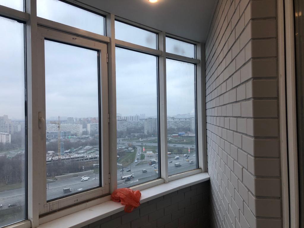 ремонт пластиковых окон на балконе